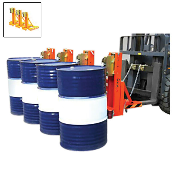 Forklift Drum Gripper