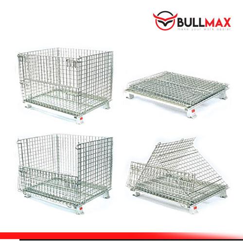 metal pallet mesh