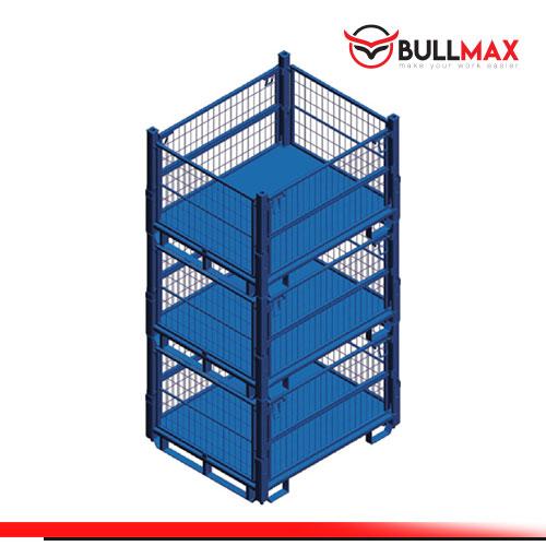 stackable pallet mesh