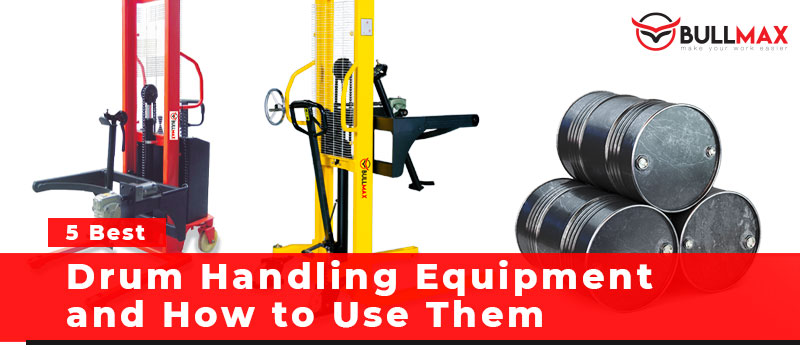 5-best-drum-handling-equipment-and-how-to-use-them